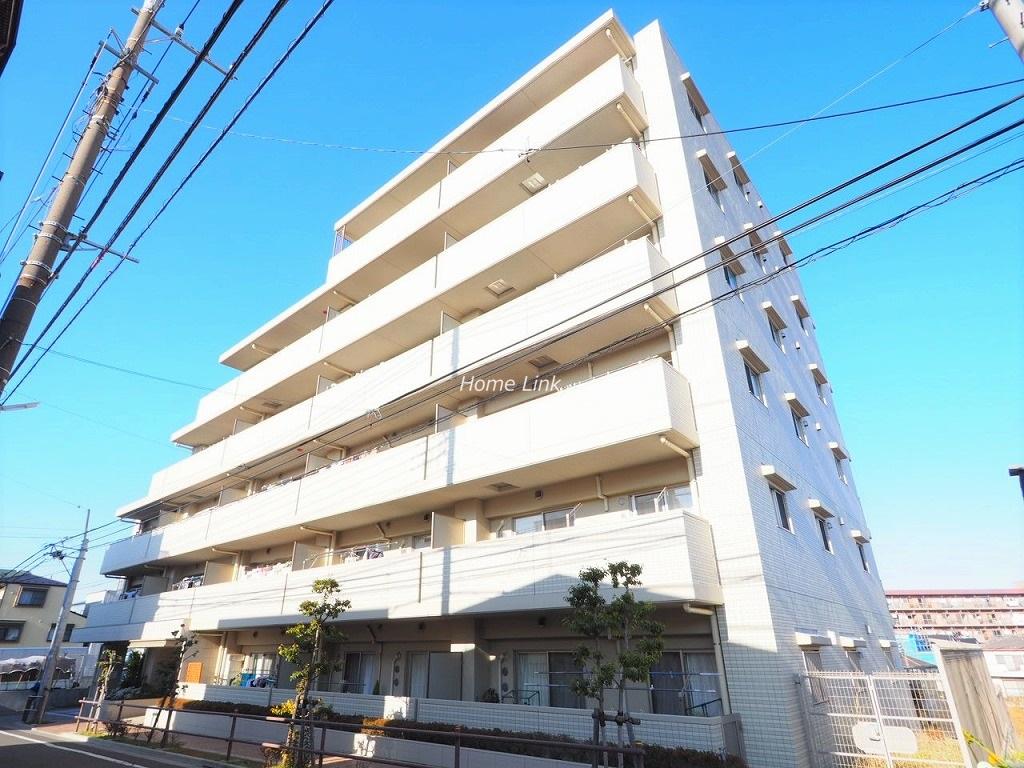サンクレイドル東武練馬弐番館 外観
