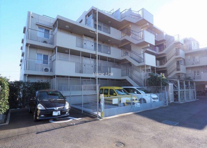 サンクレイドル東武練馬弐番館 駐車場