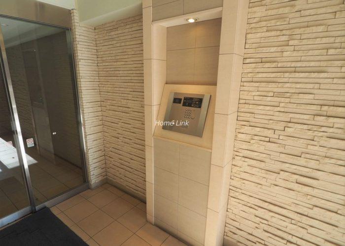 サンクレイドル東武練馬弐番館 オートロック