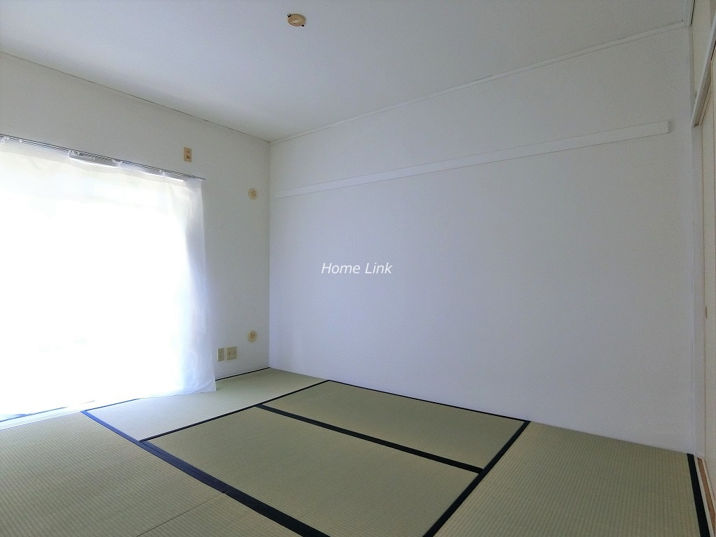 パルシティ徳丸1階 和室6帖