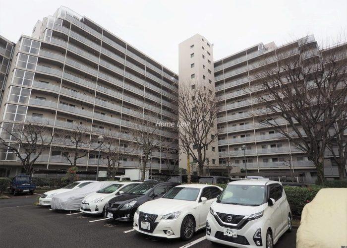 パルシティ徳丸 駐車場