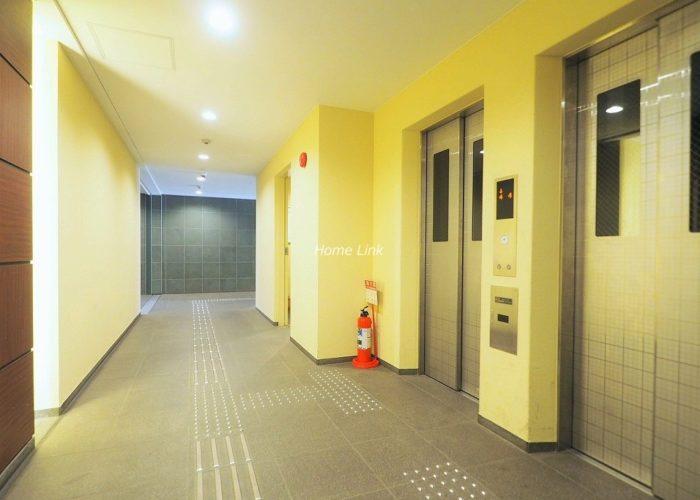 プリズムヒル エレベーター