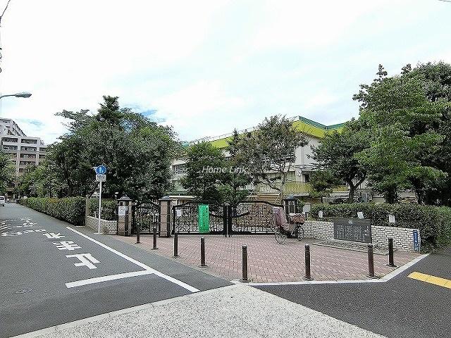 サンクレイドル東武練馬弐番館周辺環境 北野小学校
