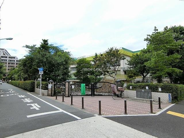 プリズムヒル周辺環境 北野小学校