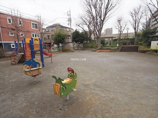 パルシティ徳丸周辺環境 徳丸一丁目西児童遊園