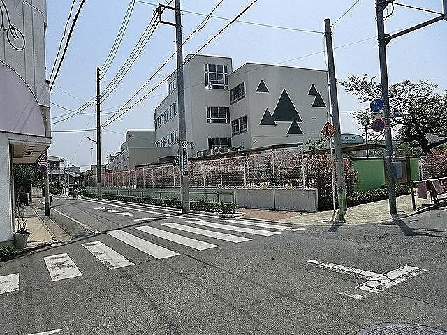 パルシティ徳丸周辺環境 徳丸小学校