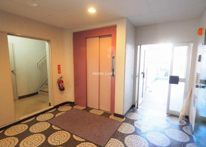 志村城山公園ハイデンス エレベーター
