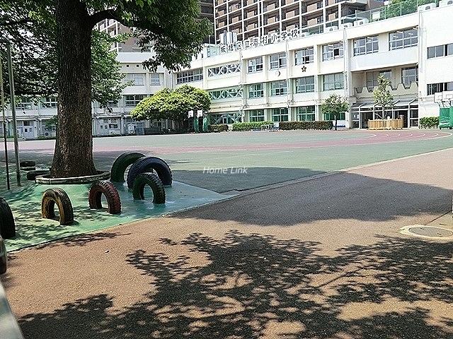志村城山公園ハイデンス周辺環境 志村小学校