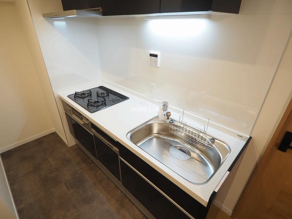 成増グリーンハイツ2階 3口コンロ・食器洗浄機付き