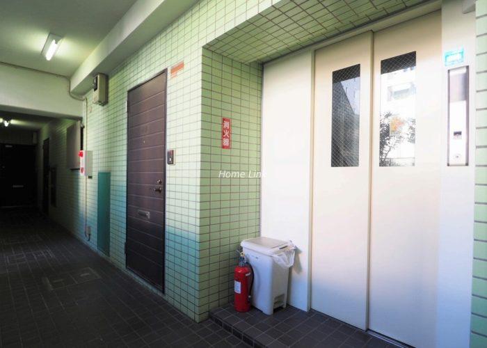 成増グリーンハイツ エレベーター