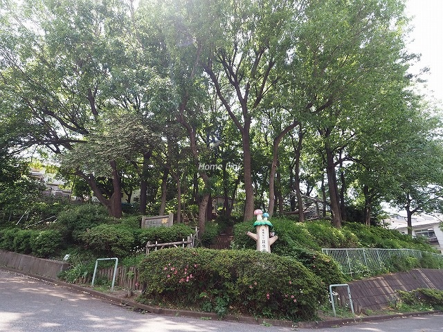 プリズムヒル周辺環境 昆虫公園