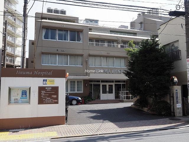 ジェネラルアパートメント常盤台周辺環境 飯沼病院