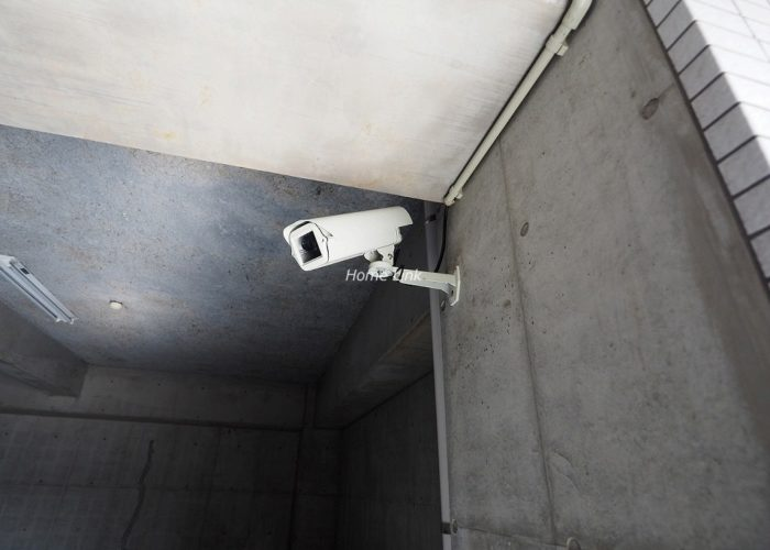 グランボア四葉の丘 防犯カメラ