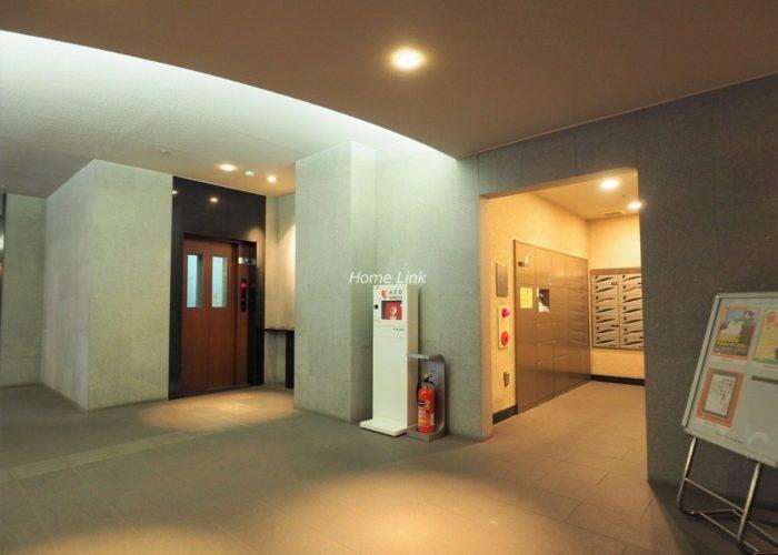 コスモ小竹向原ガーデンフォルム エレベーターホール