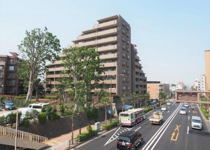 コスモ小竹向原ガーデンフォルム 外観