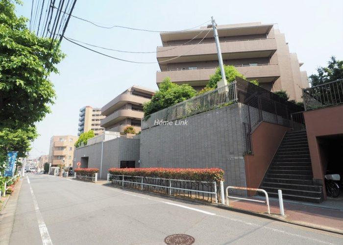 コスモ小竹向原ガーデンフォルム 周辺道路