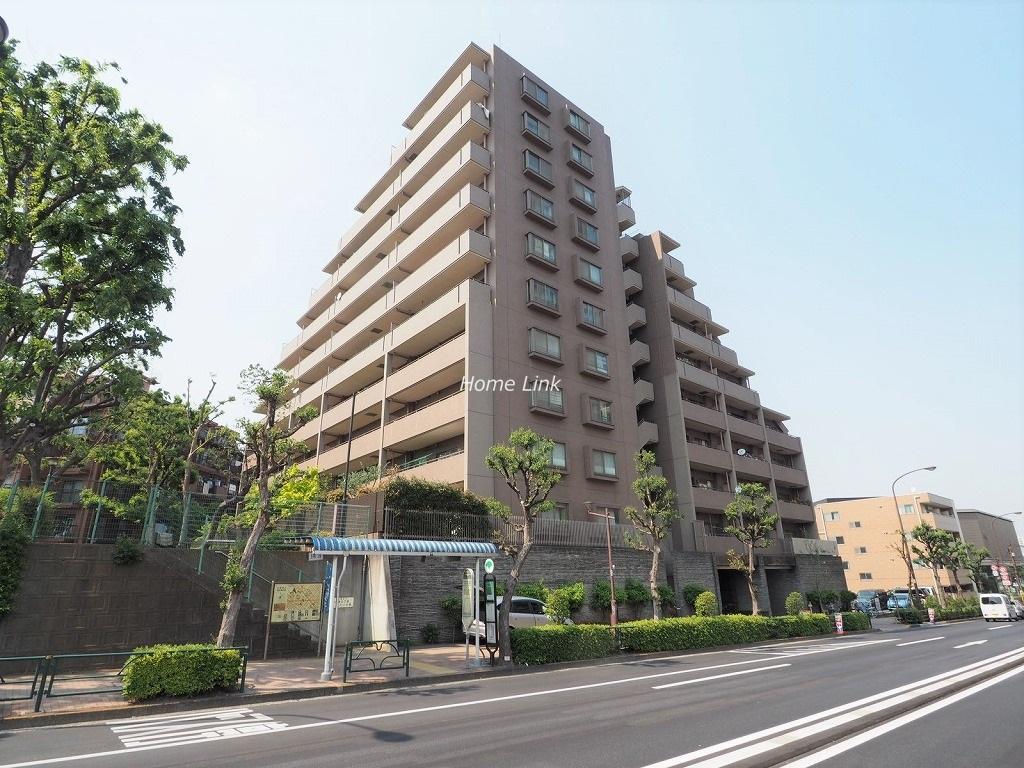 コスモ小竹向原ガーデンフォルム3階 外観