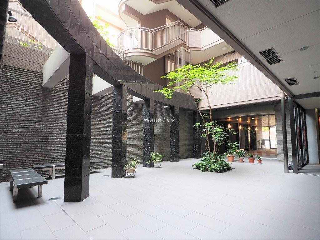コスモ小竹向原ガーデンフォルム3階 パティオ