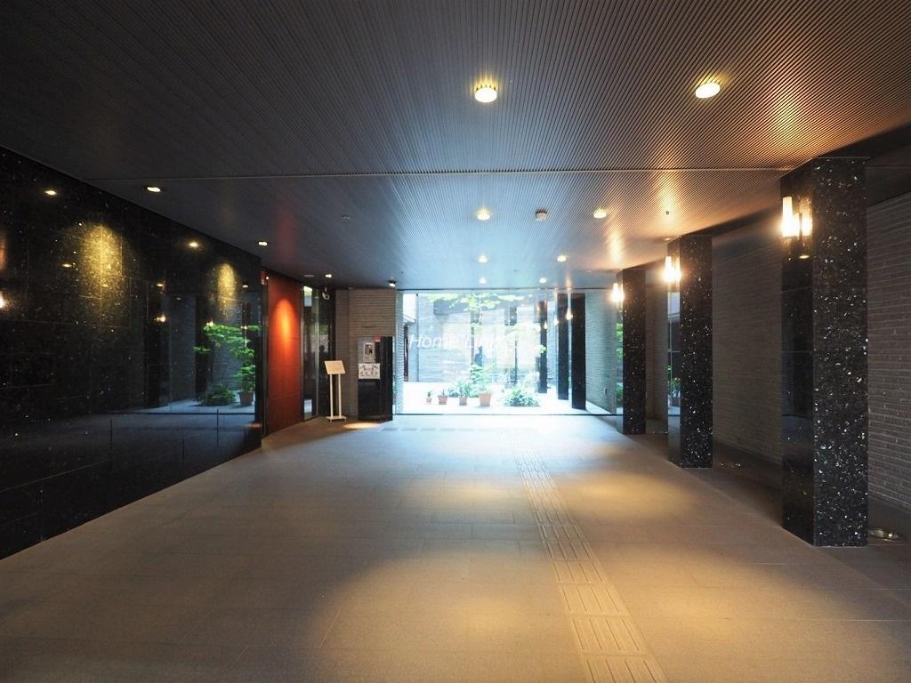コスモ小竹向原ガーデンフォルム3階 エントランスホール