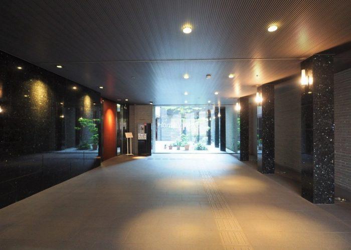 コスモ小竹向原ガーデンフォルム エントランスホール