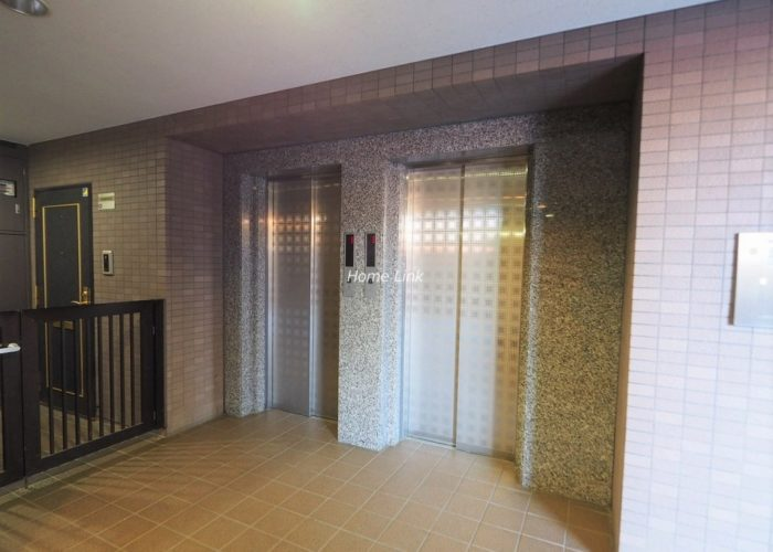 コスモ川口ガーデンスクエア エレベーター2基