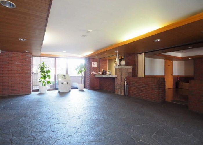 コスモ川口ガーデンスクエア エントランス