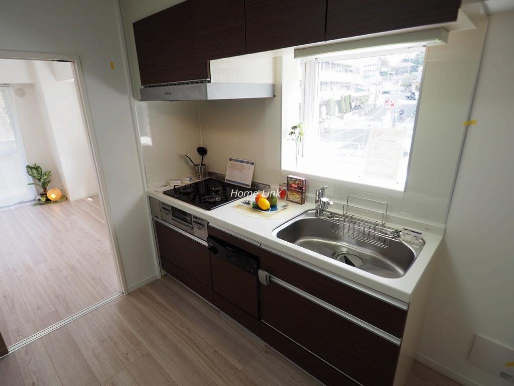 サングリーン赤塚の郷3階 キッチン