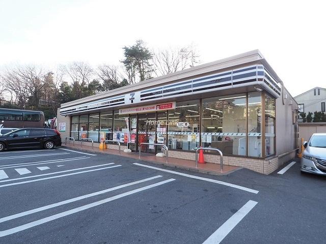 サングリーン赤塚の郷周辺環境 セブンイレブン板橋赤塚5丁目店