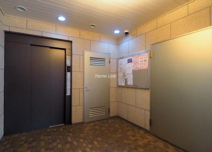 ダイアパレス西台 エレベーター