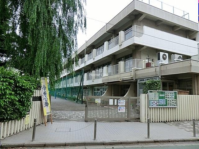 コスモ小竹向原ガーデンフォルム周辺環境 上板橋第二小学校