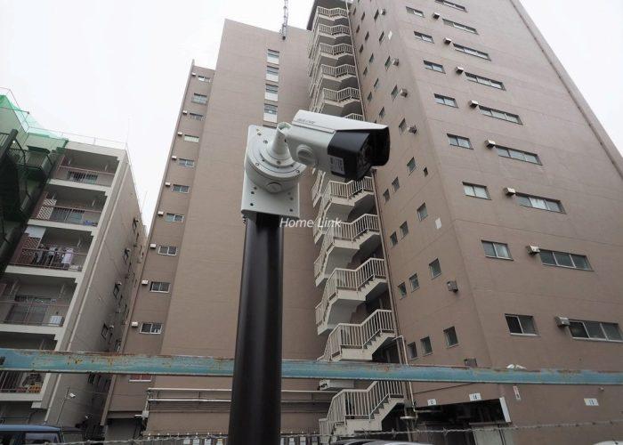 志村ハビテーション 防犯カメラ