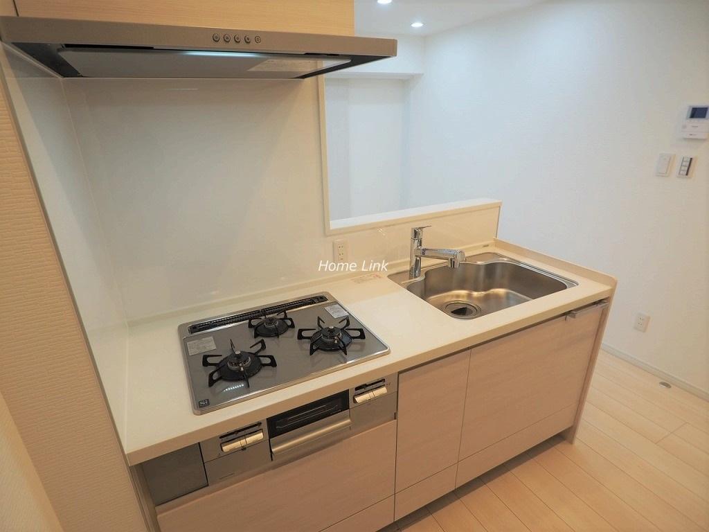 志村ハビテーション9階 システムキッチン