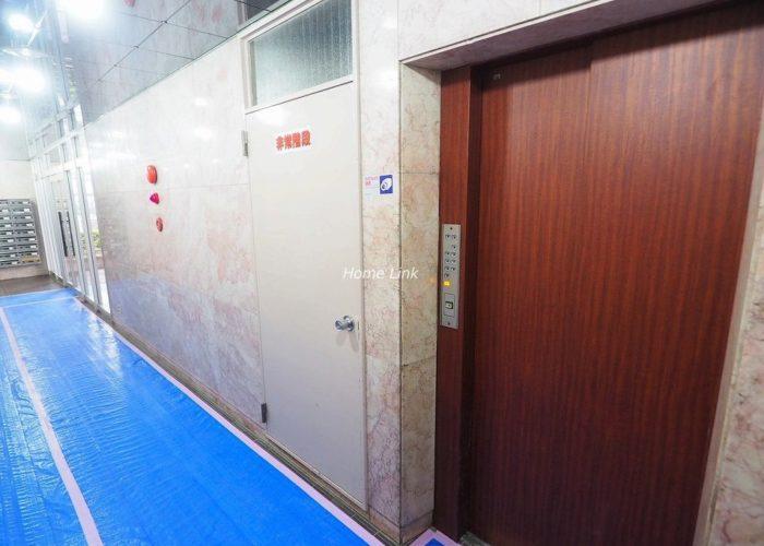志村ハビテーション エレベーター