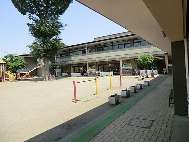 サングリーン赤塚の郷周辺環境 松月院幼稚園