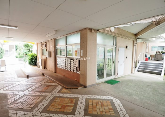 第1上板橋サンライトマンションAH棟 管理事務所