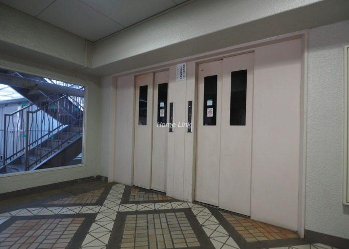 第1上板橋サンライトマンションAH棟 エレベーター