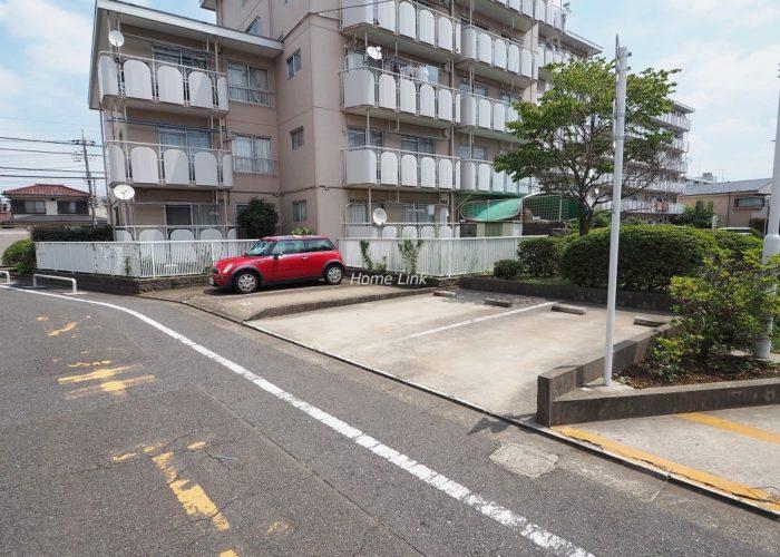 第1上板橋サンライトマンションB棟 駐車場