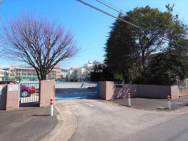 コスモ川口ガーデンスクエア周辺環境 飯仲小学校