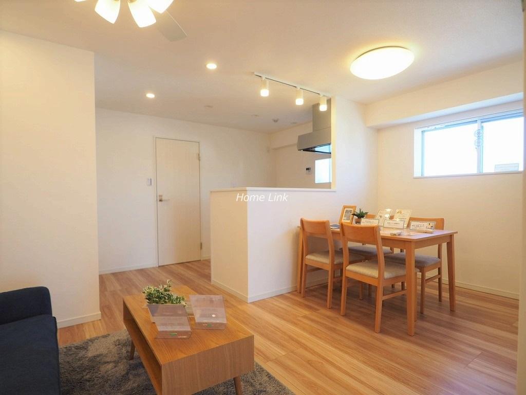 ウィスタリアマンション板橋志村12階 ダイニングキッチン