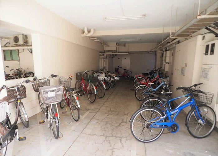 ウィスタリアマンション板橋志村 駐輪場