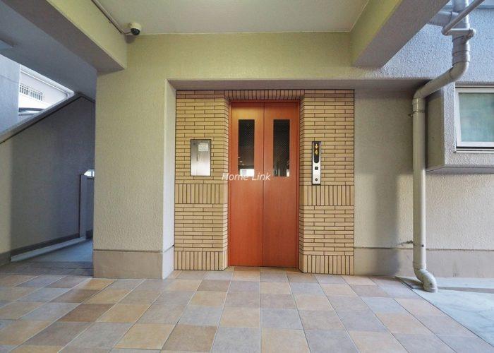 キャスティ上板橋 エレベーター