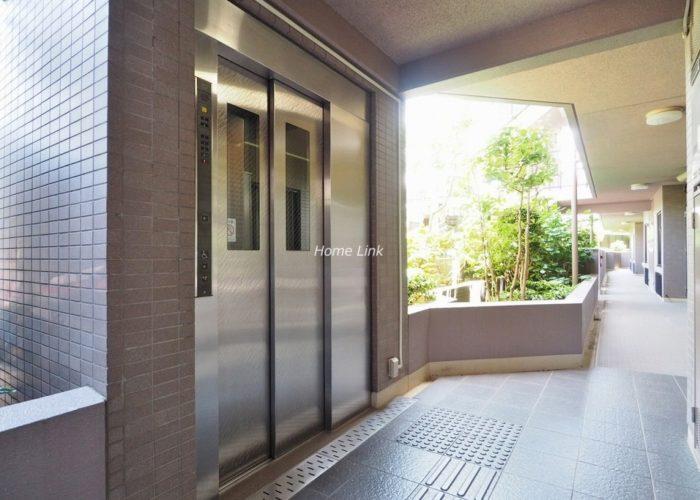 コスモ成増グランヒル エレベーターホール