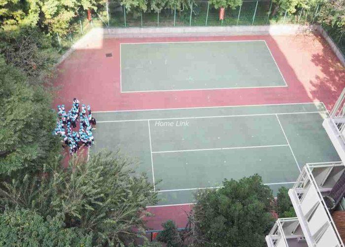 サンシティ テニスコート