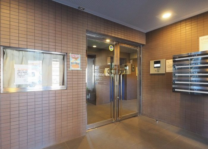 サンライフ東武練馬 管理人室