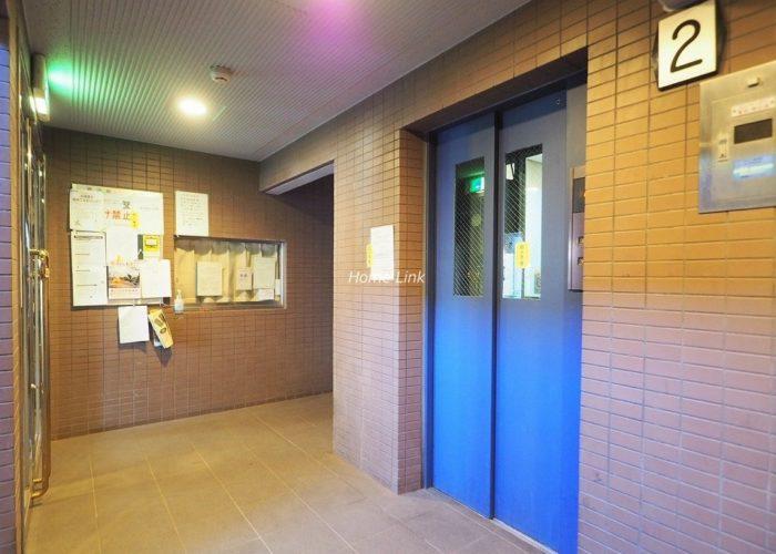 サンライフ東武練馬 エレベーター
