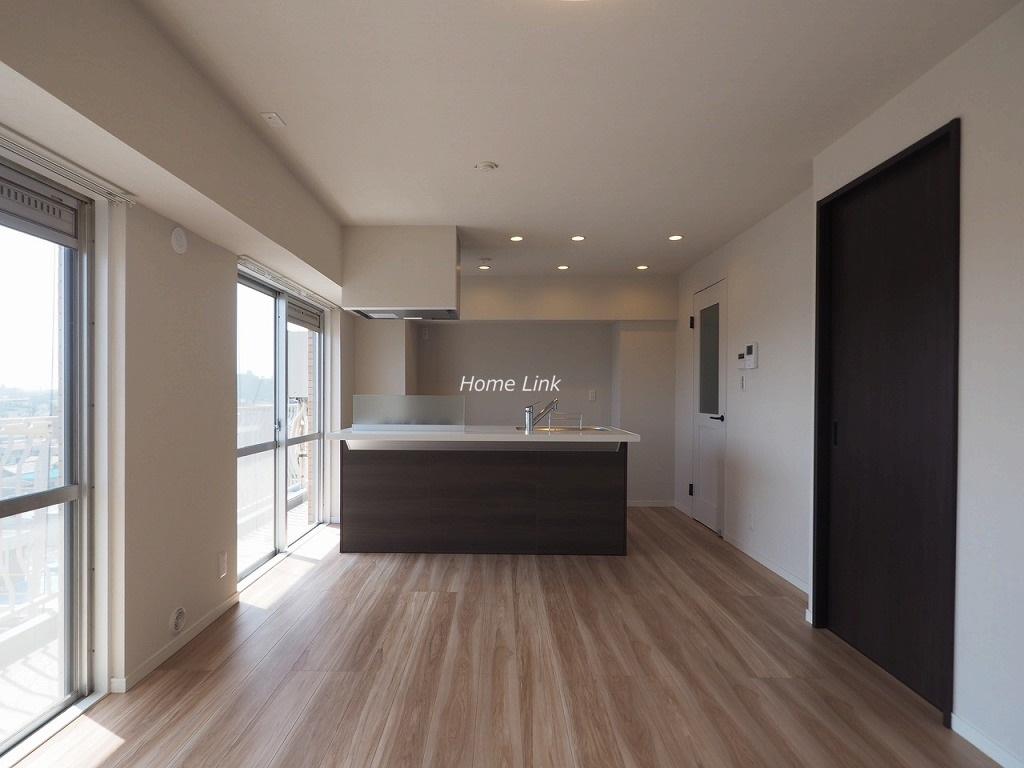 ハイネス成増10階 南東の角部屋&二面バルコニー