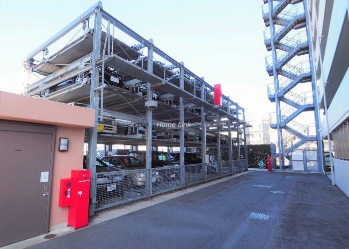リスタ東武練馬アソシア 機械式駐車場