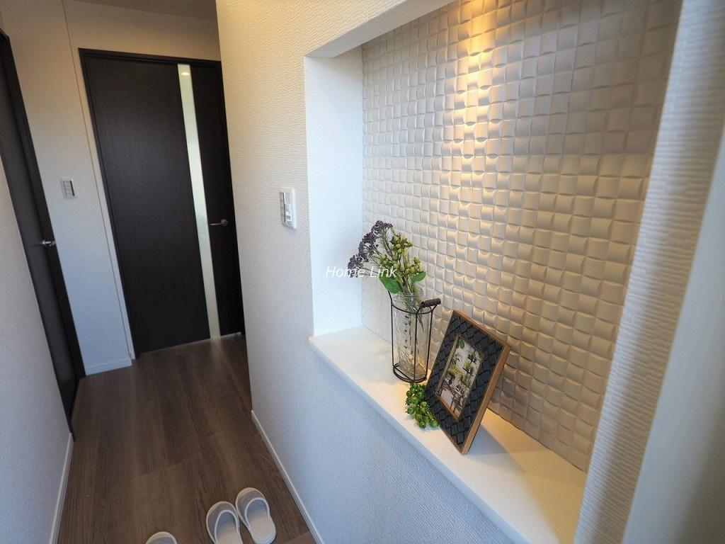 中板橋サニーコーポ6階 玄関エコカラット