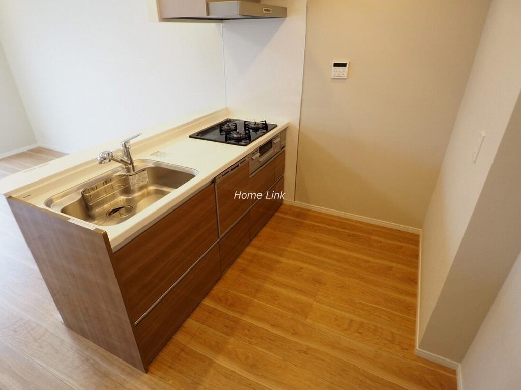 カースル常盤台4階 家事をサポートしてくれる食洗機付き