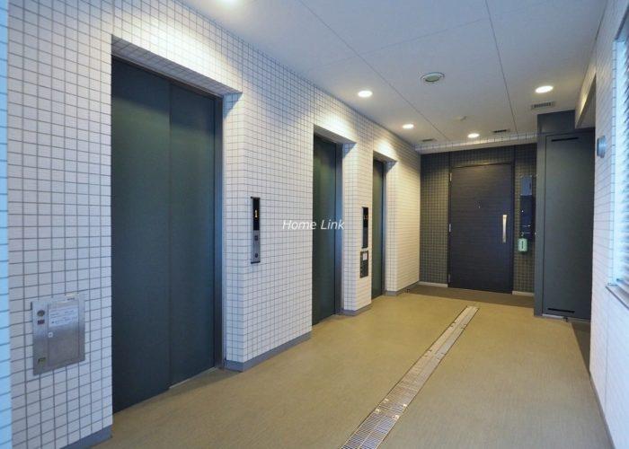 シティテラス成増 エレベーターホール